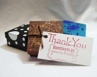 DIY Box, Gift Box, Paper Box, Box Template, Printable Gift Box, Small Square Jewelry Box