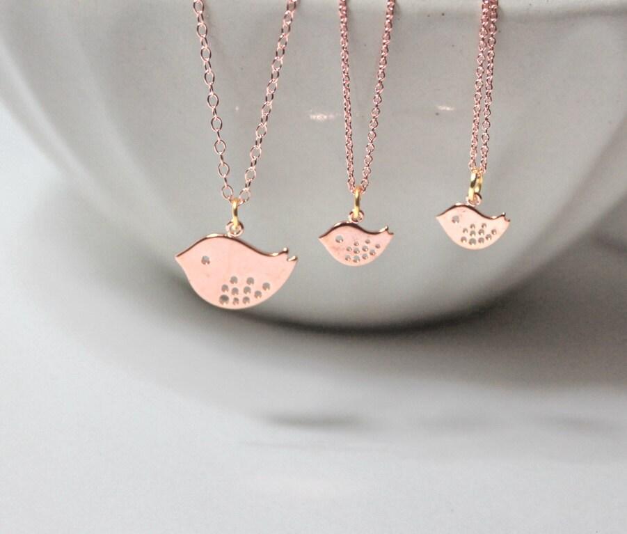 friendship necklaces matching jewelry set1 2 3 4 5 birds