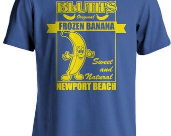 Arrested Development - Bluth's Original Frozen Banana T-shirt