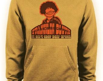 Arrested Development - Franklin Bluth - It Ain't Easy Bein Brown Hoodie