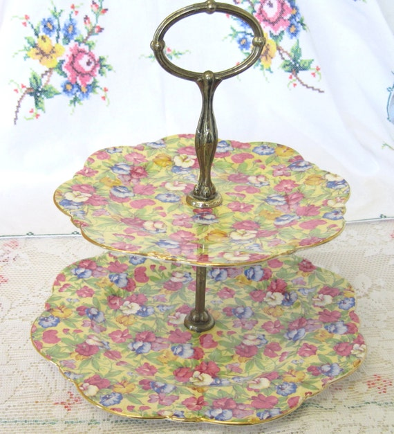 Image Result For How Much For A Royal Winton Cake Stand