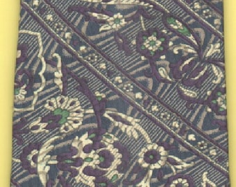 Vintage Curated Tom James Very Paisley Silk Tie GIFT QUALITY Please Check Our Two Photos Excellent Customer Feedback AndOurFreeShippingOffer