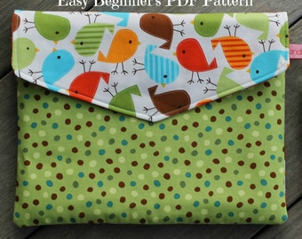 iPad Cover Easy Beginners PDF Pattern