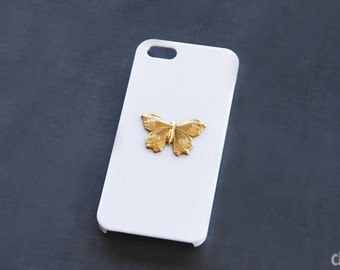 Butterfy iPhone5 Case iPhone 5s Butterfy iPhone 5c White Case  Butterfy iPhone 7 Unique iPhone 6 Case iPhone 7 Plus iPhone6 Plus