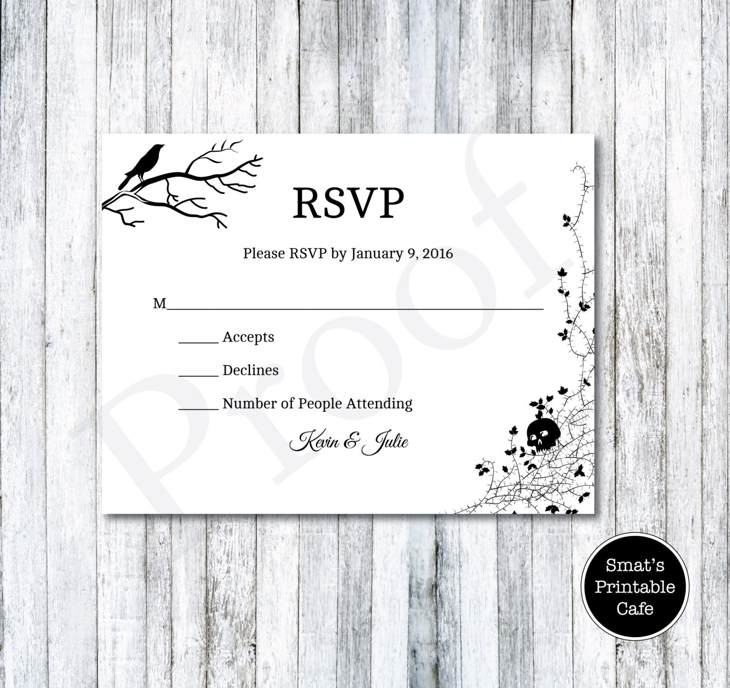 It's just a photo of Vibrant Free Printable Rsvp Cards