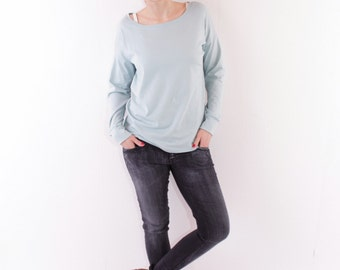 casual shirt 'Helen' / / mint