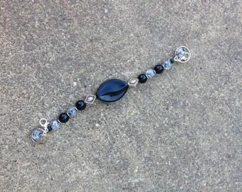 Interchangeable watch bracelet