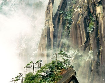 Nature at it's best in Sanqingshan National Park, China