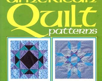 Illustrated Index to Traditional American Quilt Patterns  by Susan Winter Mills