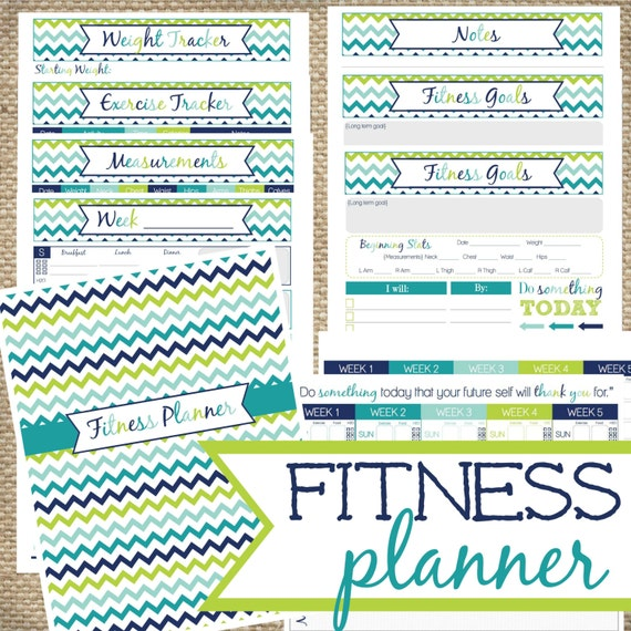 Physical Activity And Exercise Planner