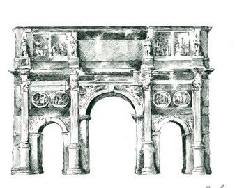 Roman Arch : Original