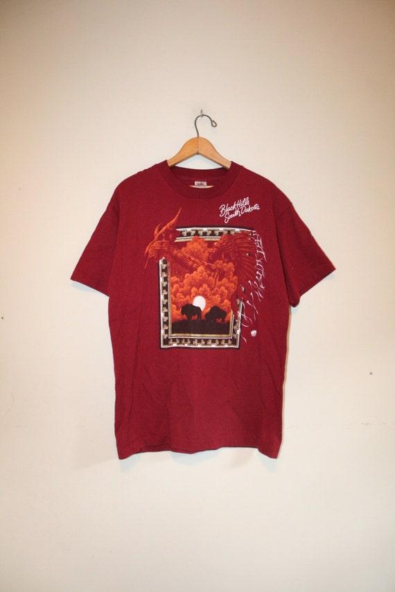 Vision Quest T-shirt // Size