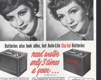 Claudette Colbert  1940s SAT