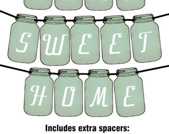 Home Sweet Home Vintage home sweet home banner   etsy