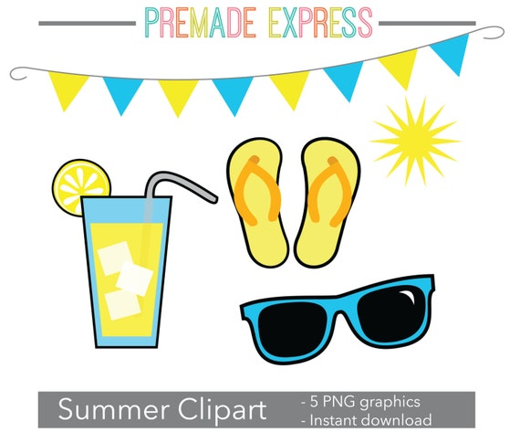 summer clipart etsy - photo #36