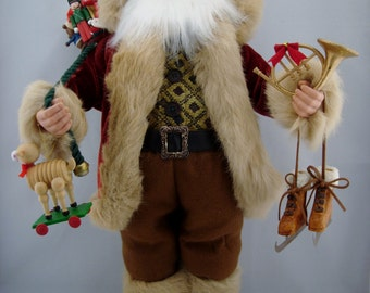 Joyful Santa - Santa Claus Doll- 24""
