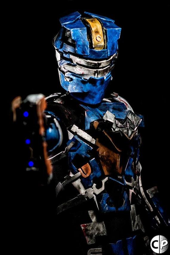 dead space 2 isaac clarke advanced suit themed custom