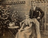 Lovely Couple - Vintage Photograph