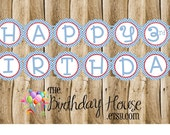 Wizard of Oz Birthday Party Banner - Custom Party Banner by The Birthday House