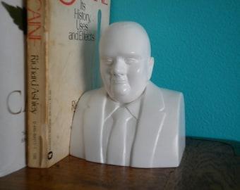 Decorative bust of Toronto Mayor Rob Ford