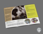 Professional Brochure Custom Made Design High Resolution File
