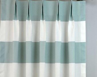 navy blueindigo natural light beige linen nicole by zeldabelle. Black Bedroom Furniture Sets. Home Design Ideas