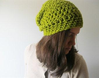 Slouchy Beanie Chunky Hat | Womens Hats Trendy | Womens Winter Hat | Knit Hats Women