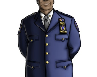 Bookmark Captain Ray Holt Brooklyn Nine Nine TV Series