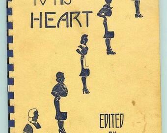 The Way To His Heart by Priscilla Wayne Sprague Vintage Advertising Cookbook Jack Sprat Foods Western Grocer Company