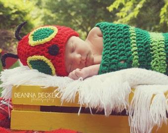 The Very Hungry Caterpillar Newborn Set