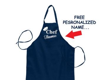 Personalized Mens Gift Mens Personalized Gifts Aprons for Men Personalized Grandparent Gifts Husband Gift Gifts for Men Gifts for Women