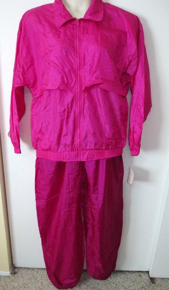 Nylon Warmup Suits 104