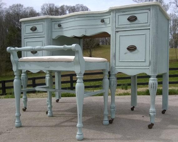 Vendu par exemple craie peint meuble bureau dans la - Peinture a la craie pour meuble ...