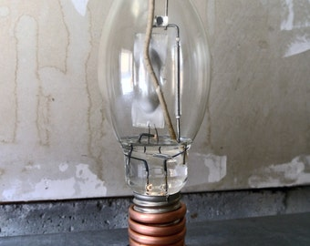 Items Similar To Oil Lamp Light Bulb Oil Lamps Beaker