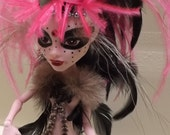 MH Draculaura's ready for a Mardi Gras Celebration