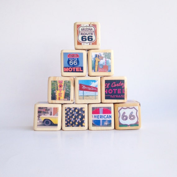 Route 66 Children 39 S Toy Room Decor Travel Highway By