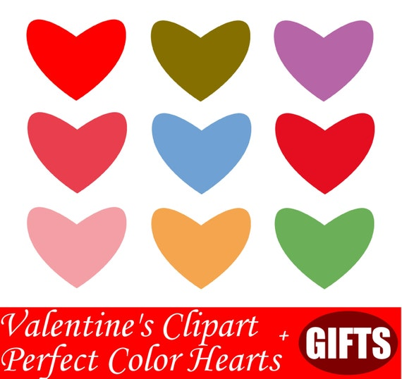 Hand Drawn Heart clipart Pastel Hearts decal Heart decor Heart digital paper Heart die cut Heart clipart Heart decoration valentines day diy
