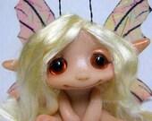"""OOAK Beautiful Butterfly Fairy Trollfling Troll """"Brittney"""" by Amber Matthies"""