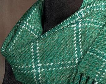 winter scarf / wool scarf / merino scarf