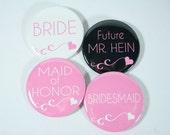 11 Team Bride Bachelorette Party Favors, Bridesmaid gifts