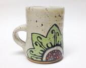 Bright Stoneware Coffee Mug
