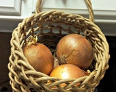 New Small Counter Baskets- Primarily for onions but also great for fruit or snacks