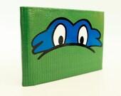 Teenage Mutant Ninja Turtles Leonardo Duct Tape Wallet - by jDUCT