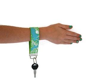Lilly Pulitzer Keychain Wristlet