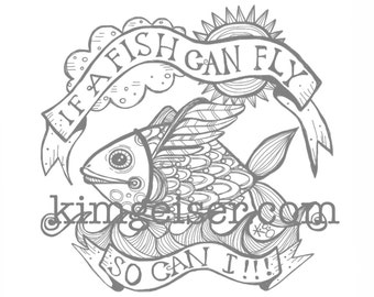 If a fish can fly digital download