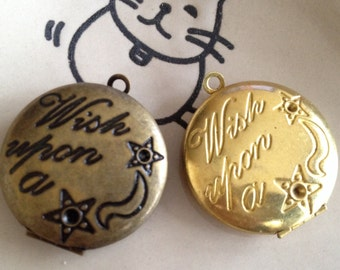 Wish Upon a Time LOCKET 25x25 mm  - Code 119.99119