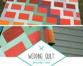 A Wedding Quilt For Josef and Anni Sewing Pattern