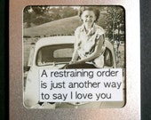 Another Way To Say I Love You Twisted Humor Altered Magnet