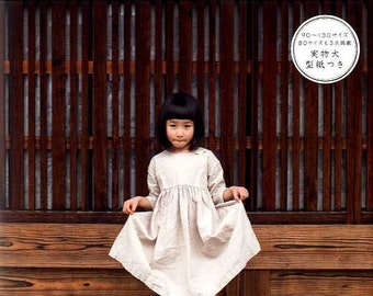 I love to make these gils clothes Fu-Ko Basics - Japanese Craft Book MM