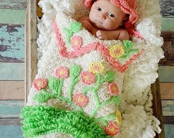 Crochet Pattern-The Secret Garden